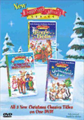 New Christmas Classics Series: Jingle Bells / We Wish You a Merry Christmas / O Christmas Tree