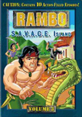 Rambo: Savage Island