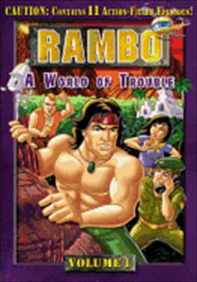 Rambo Vol. 1: A World of Trouble