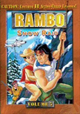 Rambo Vol. 5: Snow Raid