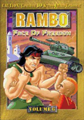 Rambo Vol. 6: Face of Freedom