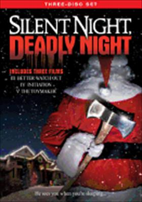 Silent Night, Deadly Night Set