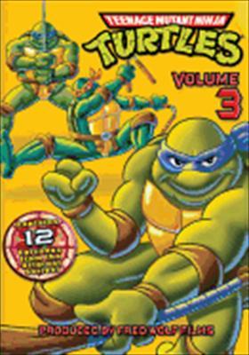 Teenage Mutant Ninja Turtles: Volume 3