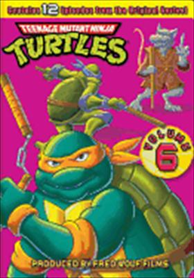 Teenage Mutant Ninja Turtles: Volume 6