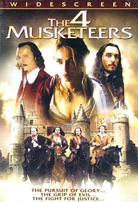 The 4 Musketeers 0012236213819
