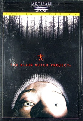 The Blair Witch Project 0012236112662