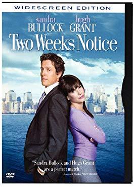 Two Weeks Notice (Snapcase, Widescreen)