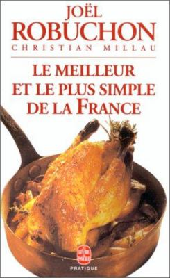 Le Meilleur & le Plus Simple de la France 9782253081791