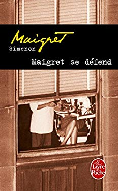 Maigret Se Defend 9782253143192