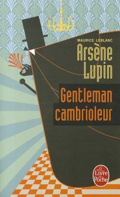 Arsene Lupin Gentleman Cambrioleur 9782253002826