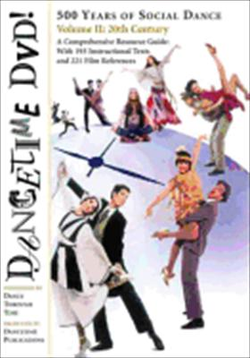 Dancetime DVD: 500 Years of Social Dance Volume 2 - 20th Century