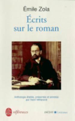 Ecrits Sur Le Roman 9782253905967