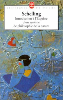 Introduction Esquisse Systeme Philo Nature
