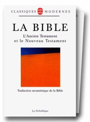 La Bible-FL 9782253132615