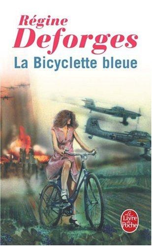 La Bicyclette Bleue 9782253033837