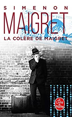 La Colere de Maigret 9782253142355