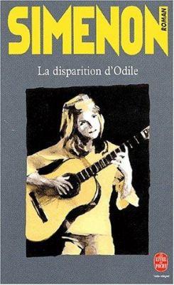 La Disparition D Odile 9782253142850