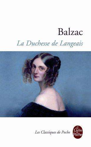 La Duchesse de Langeais 9782253096290