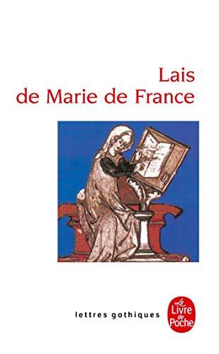 Lais de Marie de France 9782253052715