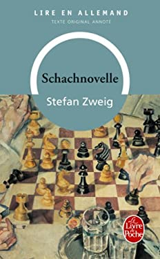 Le Joueur D Echecs-Schachnovelle 9782253056492