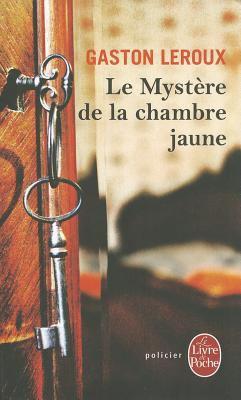 Le Mystere de la Chambre Jaune 9782253005490