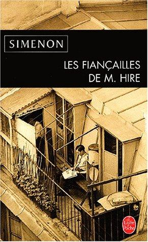 Les Fiancailles de M.Hire 9782253142959