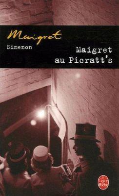 Maigret Au Picratt S 9782253142195