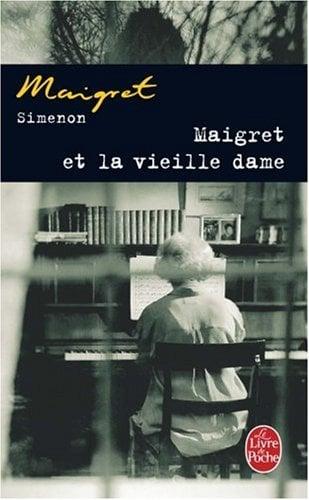 Maigret Et La Vieille Dame 9782253149071