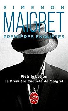 Maigret Premieres Enquetes 9782253158400