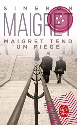 Maigret Tend Un Piege 9782253142317