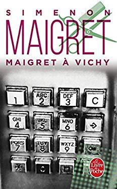 Maigret a Vichy 9782253142164