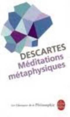 Meditations Metaphysiques 9782253054443
