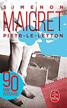Pietr Le Letton 9782253142942