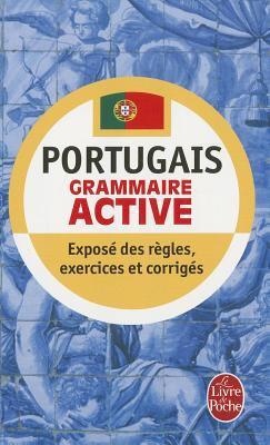 Portugais-Grammaire Active 9782253053071