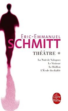 Theatre 1 Nuit Valognes/Visiteur/Baillon 9782253153962