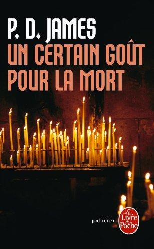 Un Certain Gout Pour La Mort 9782253048596