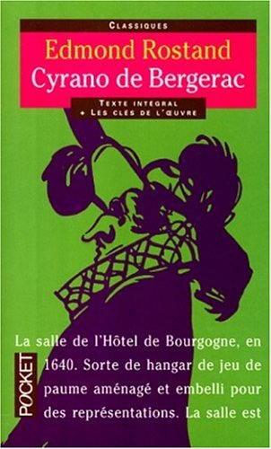 Cyrano de Bergerac 9782266082754