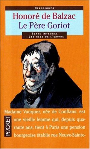 Le Pere Goriot 9782266083317