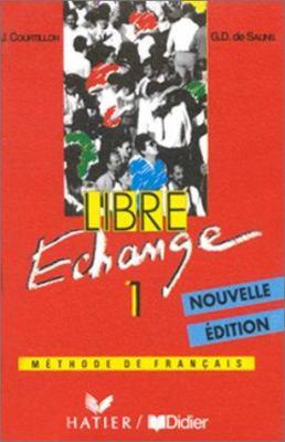 Libre Echange: Cassette Eleve 1 9782278044948