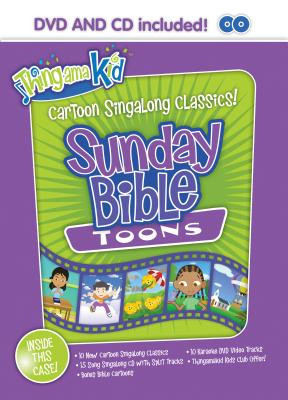 Sunday Praise Toons [With CD]