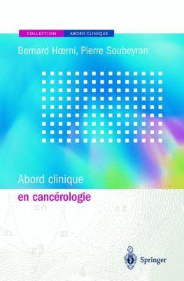 Abord Clinique En Canc Rologie 9782287597701