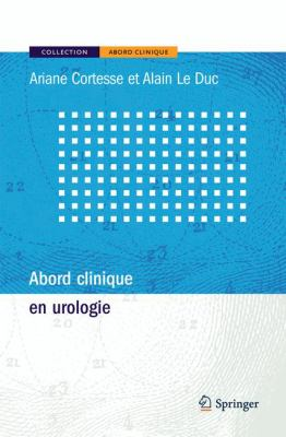 Abord Clinique En Urologie 9782287252532