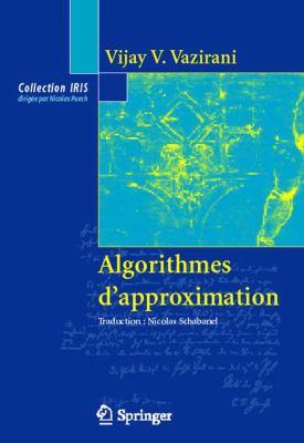 Algorithmes D'Approximation 9782287006777
