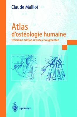 Atlas D'Osteologie Humaine 9782287005022