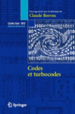 Codes Et Turbocodes 9782287327391