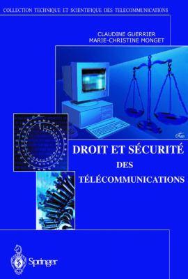 Droit Et S Curit Des T L Communications 9782287596797