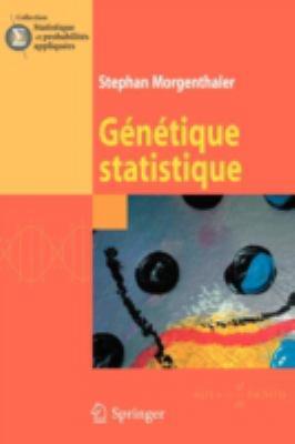 G N Tique Statistique 9782287339103