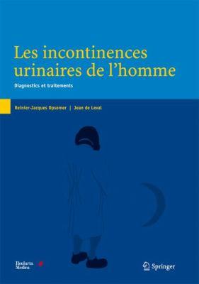 Incontinences Urinaires de L'Homme 9782287991592