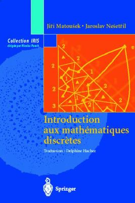 Introduction Aux Mathematiques Discretes 9782287200106