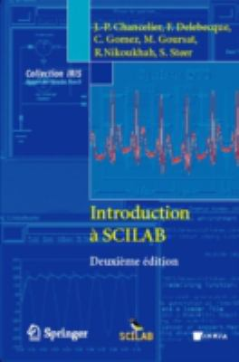 Introduction Scilab 9782287252471